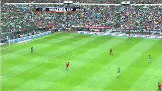 Spain vs Mexico Football Friendly (5)
