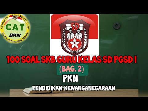 SOAL UP UKMPPG PGSD 2019+JAWABAN Paket A #soalup2019 #up2019 #PGSD #skbpgsd from YouTube · Duration:  6 minutes 43 seconds