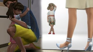 BIRTH TO DEATH // SWITCHED AT BIRTH: STORY | SIMS 4