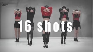 Stefflon Don 16 Shots BLACK PINK Ver Dance Cover 5명 Mirrored 1 33 By FREE A D