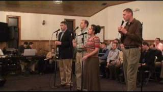 """Annointed sings  """"Oh What a Saviour""""  - Annual Friends Concert 2009"""