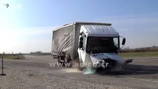 Краш-Тесты Грузовиков, Дтп: Подборка / Crash Test Trucks Compilation