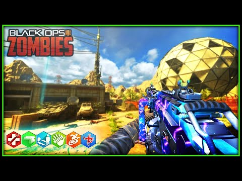 BEST CUSTOM ZOMBIES MAP! \'MW3 Dome\' (Call of Duty Zombies ...