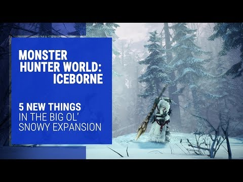 Monster Hunter World Iceborne starting requirements: How to