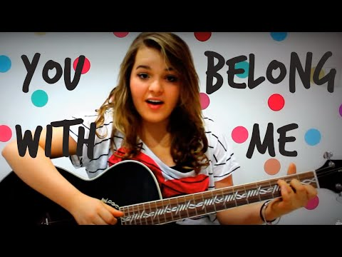 You Belong With Me - Taylor Swift (Cover) Debbie Bittencourt