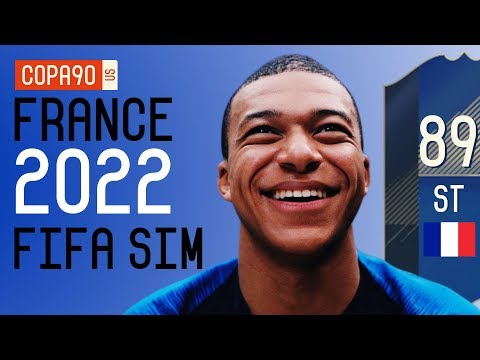 FIFA SIM: France World Cup Squad 2022 | Ep. 1