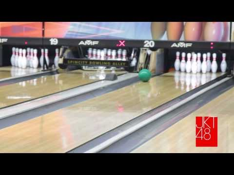 Fun Bowling with JKT48: Part 2