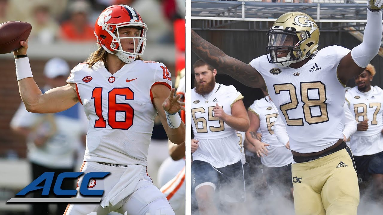 5 things to know about Clemson vs. Georgia Tech game