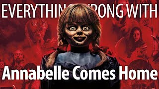 Everything Wrong With Annabelle Comes Home In 18 Minutes Or Less