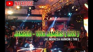 Jamrud - Viva Jamers Live Indonesia Harmoni TVRI