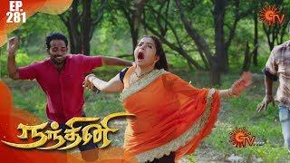 Nandhini - நந்தினி | Episode 281 | Sun TV Serial | Super Hit Tamil Serial