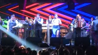 La Cumbia de Los Angeles - Concierto de Cumbia. Como Te Voy A Olvidar, El Listón De Tu Pelo, 17 Años