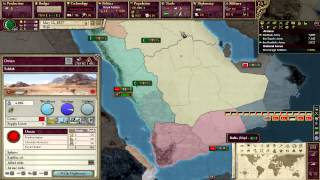 Victoria 2 | A House Divided | Nejd/Arabia Part 1