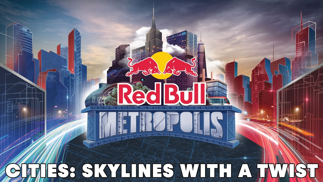 The Ultimate Cities: Skylines Challenge | Red Bull Metropolis