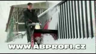 Sněhová fréza Honda HSS 760 ETS