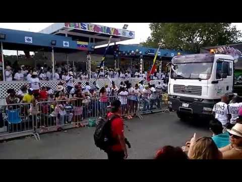 Curaçao - Karnaval 2015 - Gran Marcha 1