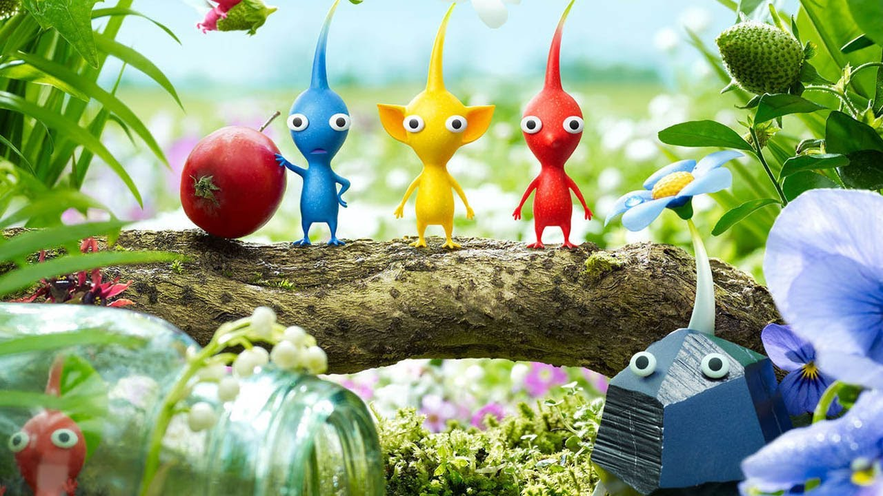 Cgr Undertow Pikmin 3 Review For Nintendo Wii U Youtube