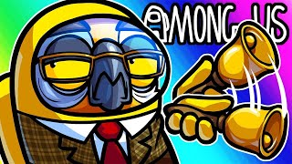 Among Us Funny Moments - School Map Mod!