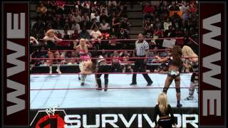 Divas Survivor Series Match: Survivor Series 1999