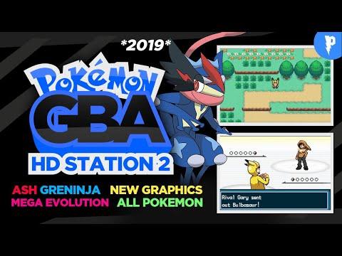 pokemon gba hack 2019 download