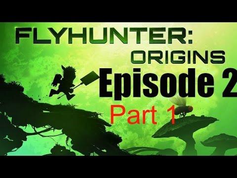 FlyHunter Origins iOS Full Gameplay Walkthrough Episode-2  Full HD ( Part-1 ) |