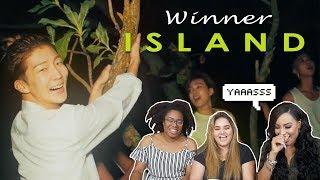 WINNER ISLAND MV REACTION TIPSY KPOP