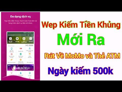 DoSomeThing Wep Mới Ra Kiếm 500k Trong Ngày.Rút Về Ví MoMo Hoặc Thẻ ATM