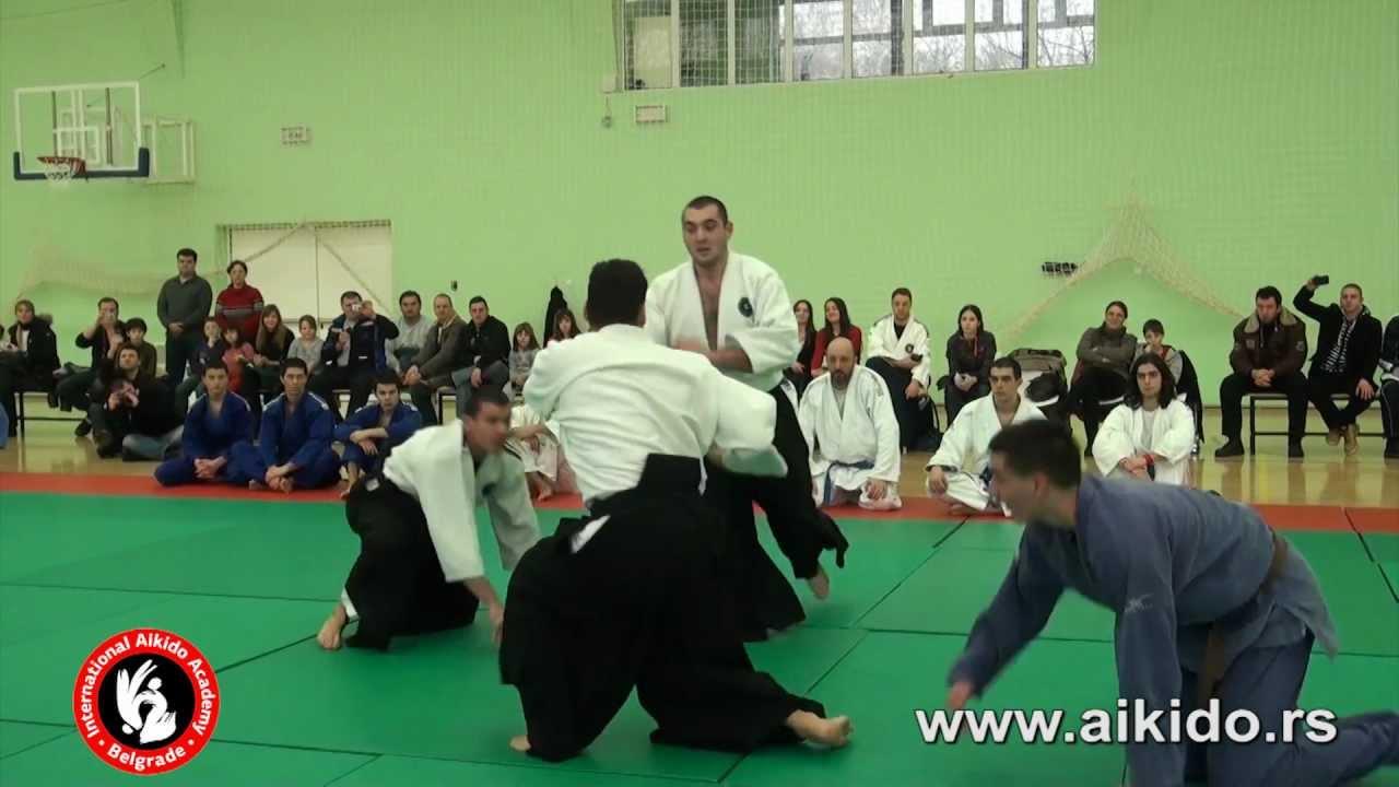 Internacionalna Aikido Akademija | Dejan Zuza | Crni pojas 5.Dan
