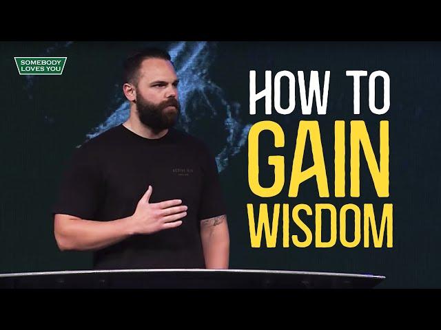 Neglecting Wisdom // Sunday Night Service