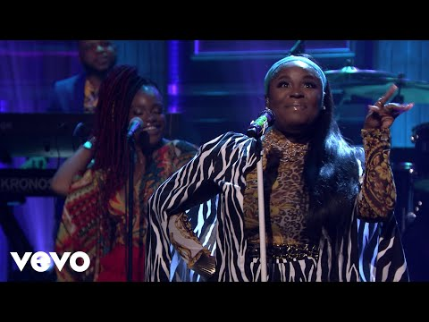 Tank And The Bangas - Nice Things (Live on the Tonight Show Starring Jimmy Fallon)
