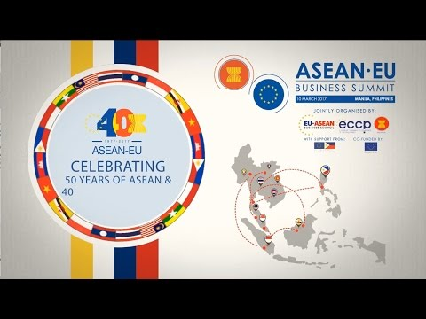 ASEAN-EU Business Summit 2017