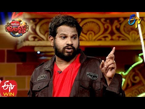 Hyper Aadi, Raising Raju Performance | Jabardasth | 27th February 2020 | ETV Telugu