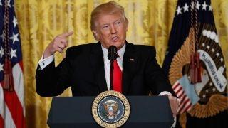 Rasmussen Reports analyst defends Trump polls