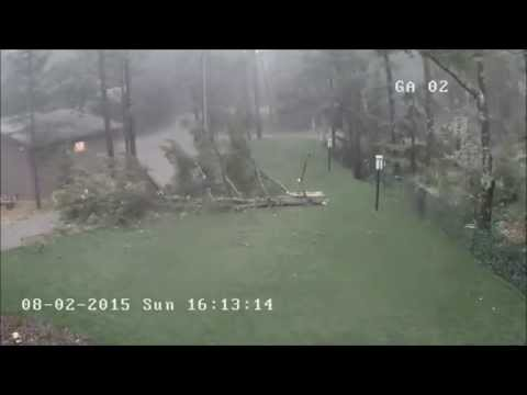 Glen Arbor Summer Storm 2015