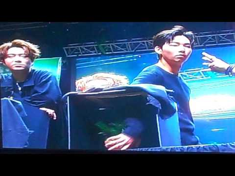 "[FanCam] 161223 Got7 in Manila ""Mystery Box"" Game Full Video pt 1"