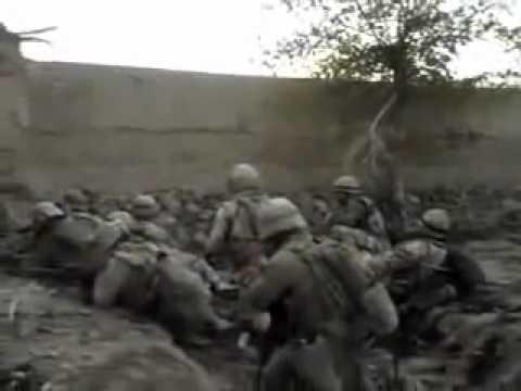 "Danger Close! UK & US Troops In Afghanistan - ""Make It Rain!"""