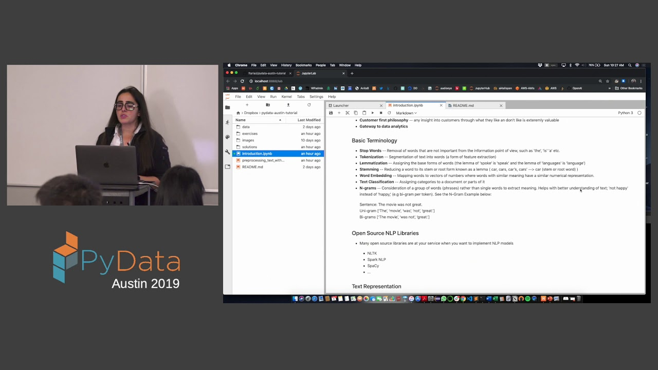 Image from Fatma Tarlaci, Dhavide Aruliah: An Introduction to Sentiment Analysis of... | PyData Austin 2019
