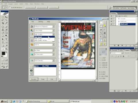 7iun Huong Dan Photoshop CS3 - Cach Quet Anh 24/39