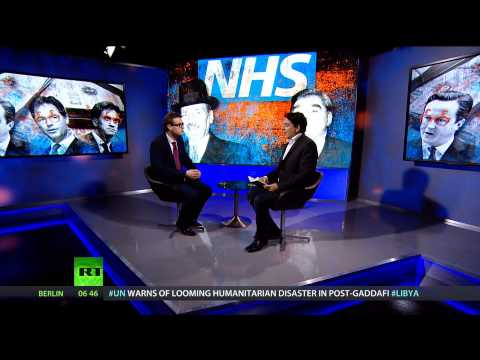 'Murdered for speaking the truth', failing the NHS, & Bob Geldof v Ebola (EP 142)
