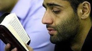 До слез! Чтец плачет читая Коран, Сура 75 «ВОСКРЕСЕНИЕ»   Quran