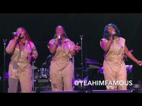 SWV , En Vogue & BBD Live In NYC Three Stripes Tour Kings Theater