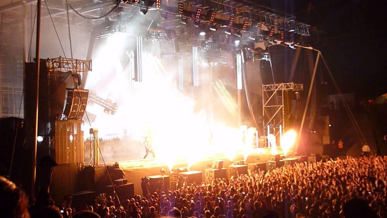 Rammstein - Du Hast. Live in Berlin 2016-07-08 - YouTube