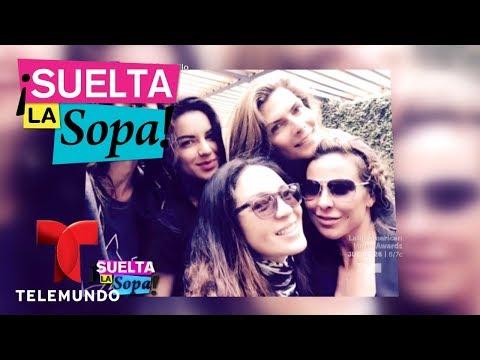 Erik del Castillo habló de lagartonas amigas de Kate del Castillo| Suelta La Sopa | Entretenimiento