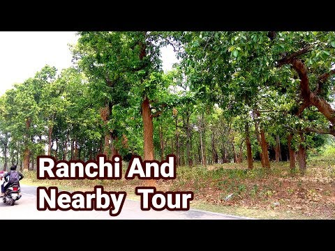 Ranchi and Nearby Tour
