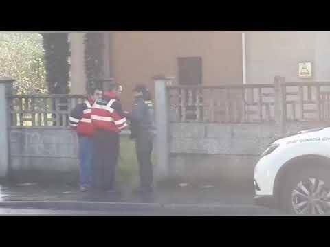 Aparece muerto un hombre en Rábade por causas violentas