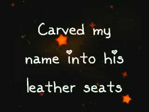 Before He Cheats - Carrie Underwood + Lyrics [HQ]