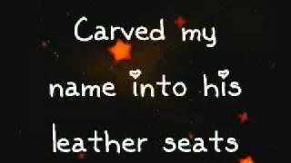 Before He Cheats - Carrie Underwood + Lyrics [HQ]