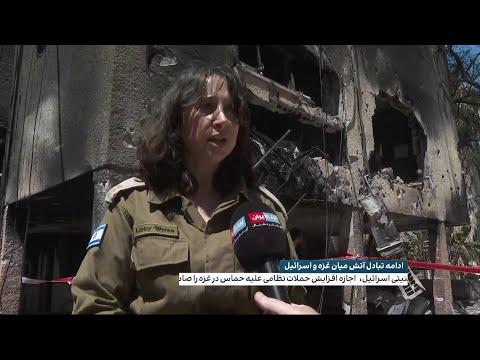 گفتوگو با سخنگوی ارتش اسرائيل