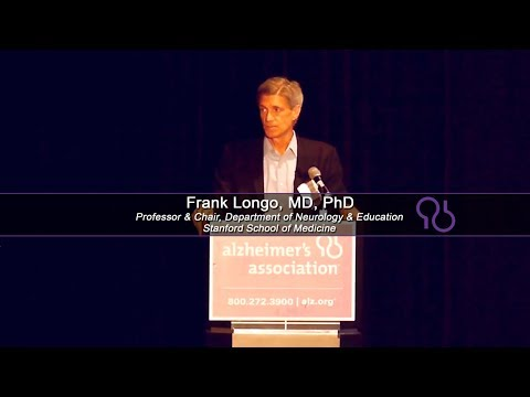 Frank M. Longo, MD, PhD: Alzheimer's Prevention and Treatment, Where Are We Headed?