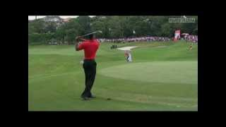 Tiger Woods - 2012 CIMB classic (complete highlights)